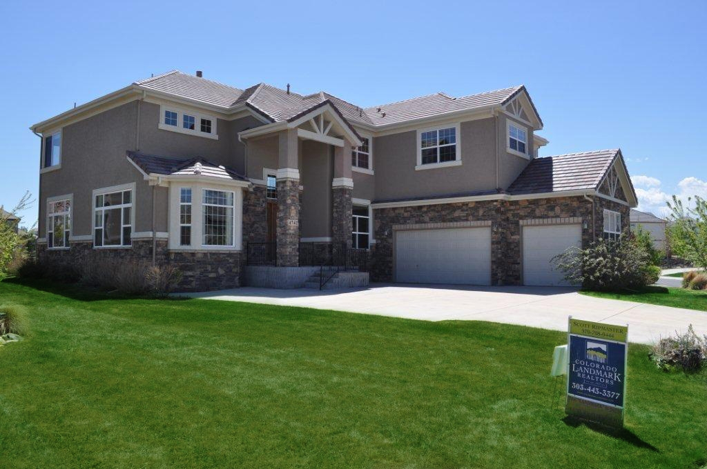 Amazing Homes With 4 Car Garages #5: ... Attached 4 Car Garage. House Floor Plans With Room Plan 36226tx One  Story Luxury